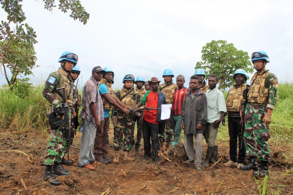 Pemerintah Kongo Harus Tegas Terhadap Kelompok Bersenjata Demi Kemanusiaan