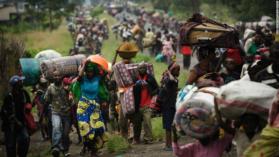 Konsekuensi Krisis Politik di Kongo
