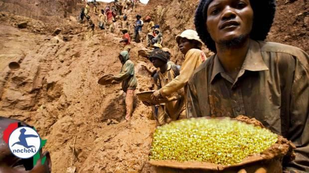Perekonomian di Negeri Republik Kongo serta Penambangannya