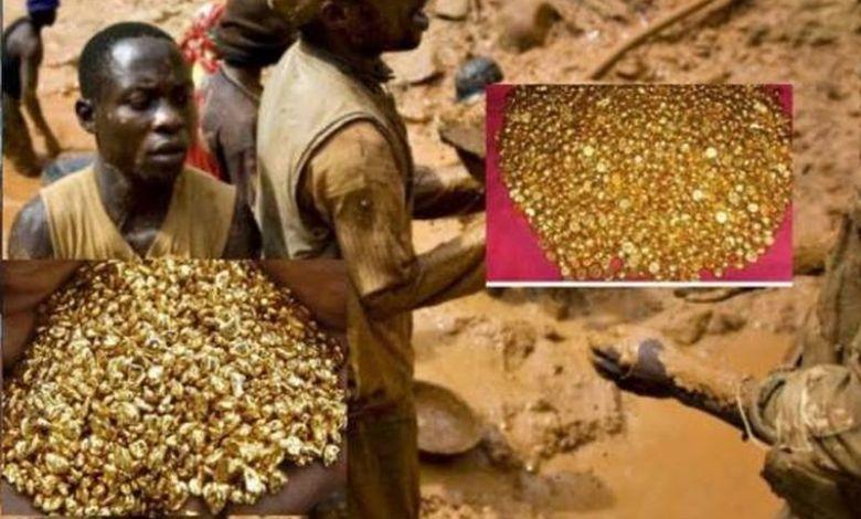 Temuan Gunung Emas di Kongo Menjadi Temuan Terbesar Dunia ataukah akhir zaman