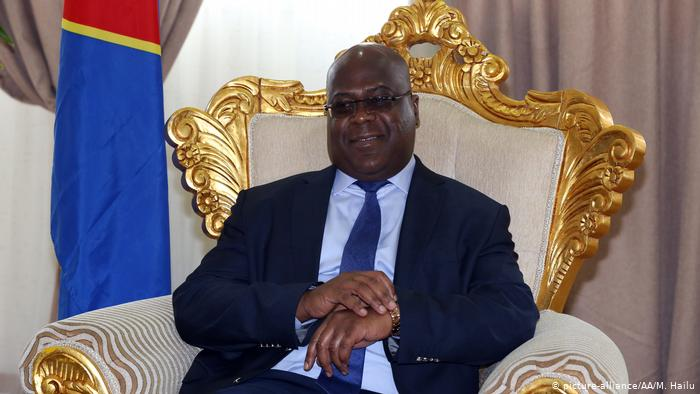 Dinasti politik Congo Presiden Mempersiapkan Putra Mereka Untuk Berkuasa