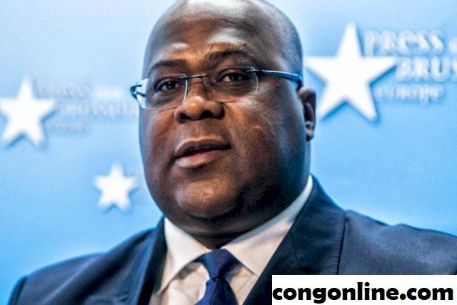 Krisis Politik Membayangi Tshisekedi Dalam Koalisi Congo