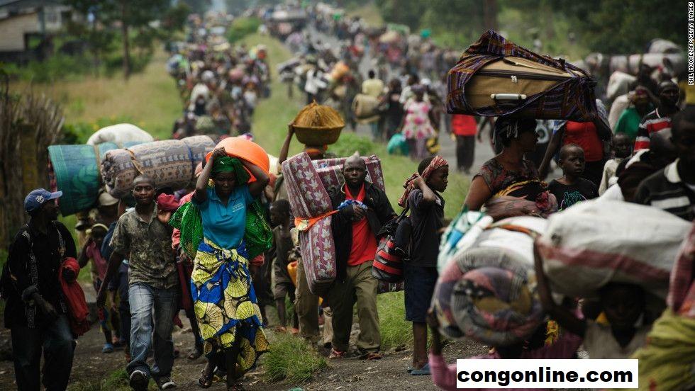 Serangan Politik Menodai Republik Kongo