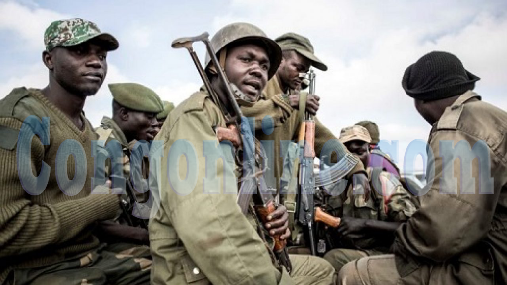 Penyebab Pemberontak ADF Di Congo Dapat Bertahan di Negara Tersebut
